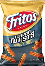 Fritos Twists Honey BBQ Flavored Corn Chips, 9.25 Ounce