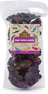 Chipotle Peppers Dried 8 oz Chile Morita Excellent Smoky Flavor For Mexican Recipes,..