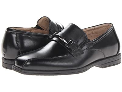Florsheim Kids Reveal Bit Jr.(Toddler/Little Kid/Big Kid) (Black) Boy