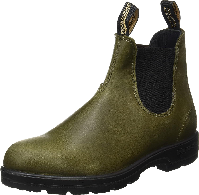 Blundstone Unisex 550 Rugged Boot 卸直営 Lux 無料