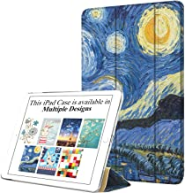 DuraSafe Case for iPad PRO 12.9 Inch 1 Gen - 2015 [ A1584 A1652 ] Printed Smart Cover with Translucent Back, Auto Sleep/Wake - Starry Night (Trifold)
