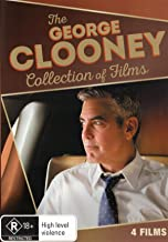 The George Clooney Collection of Films: Confessions of a Dangerous Mind / The Ides of March / Michael Clayton / Three Kings