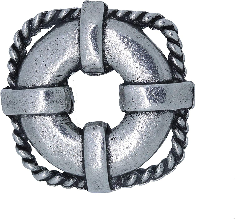 Jim Clift Design Life Preserver Lapel Pin