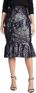 Women's Scarlett Sequin Midi Skirt