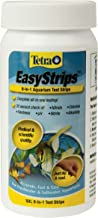 Tetra EasyStrips 6-in-1 Aquarium Test Strips for Fresh/Salt Water
