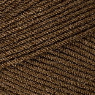 Rico Essentials Merino DK 25 Green Brown