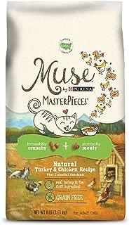 Muse Natural Grain Free Adult Dry Cat Food