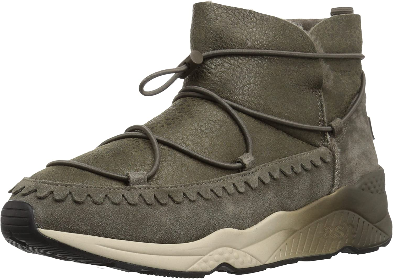 ASH inc Womens Mitsouko Moccasin