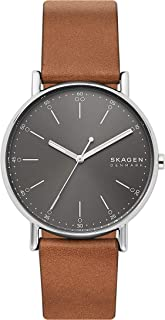 Skagen Signatur Three-Hand 40mm Minimalist Watch