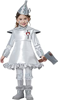 Tin Man Toddler Girls Costume