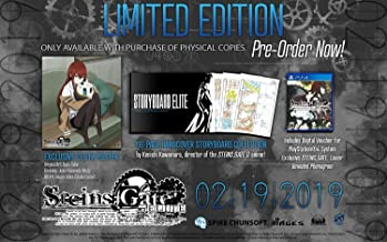 STEINS;GATE ELITE: Limited Edition - PlayStation 4