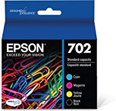 Best epson 702 color ink Reviews