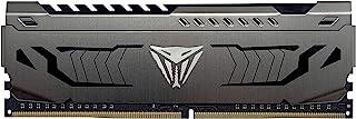 Patriot Viper Steelスシリーズ デスクトップ用extremeパフォーマンス、独自のアルミグリース DDR4 PC4-25600 (3200MHz) 1.35V CL16 8GB - PVS48G320C6