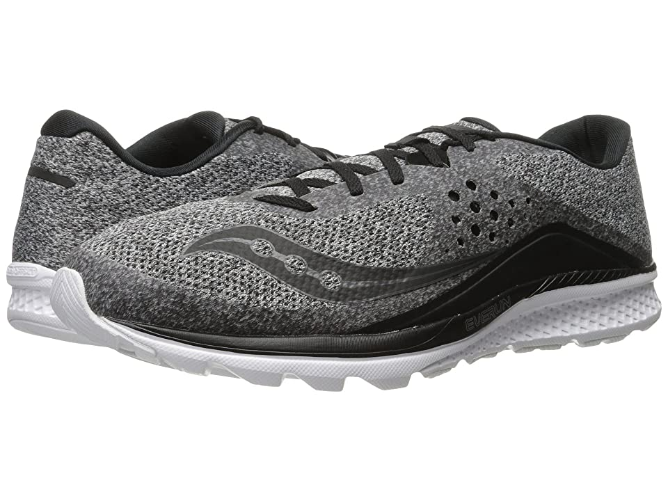 Saucony Kinvara 8 (Marl/Black) Men