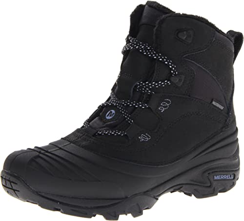 Merrell Snowbound Mid, Chaussures de Randonnée Hautes Femme