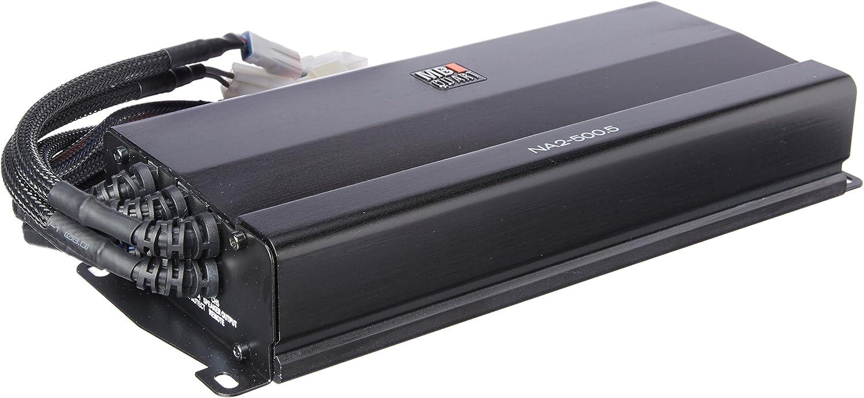驚きの値段 MB Quart NA2-500.5 Compact 400 特価 watt t Amplifier Mono Powersports