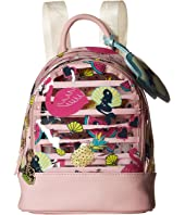 Luv Betsey - Jellyy Clear Petite Backpack