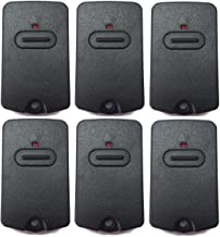Gate1Access Compatible GTO Mighty Mule RB741 Remote Control Transmitter (6 Pak)