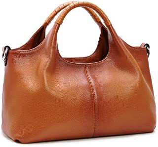 Iswee Handbags For Women Fashion Genuine Leather