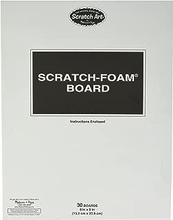 Best scratch art scratch foam soft surface printing board Reviews