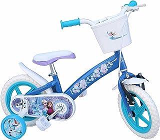 comprar comparacion TOIMS - Bicicleta Infantil, diseño de Frozen,12