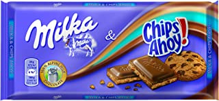 Pack of 3 Milka Chips Ahoy! 100g
