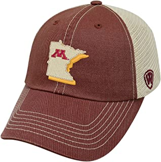 Top of the World NCAA Men's Hat Adjustable Off Road Mesh State Icon