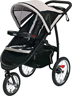 Graco FastAction Fold Jogging Stroller, Pierce