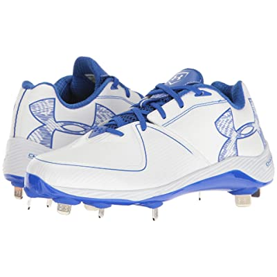 Under Armour UA Glyde ST (White/Team Royal) Women