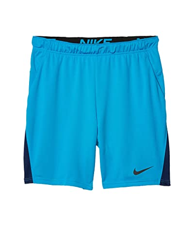 Nike Dry Shorts 5.0 (Laser Blue/Blue Void/Black) Men