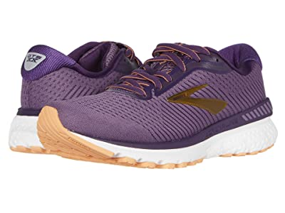 Brooks Adrenaline GTS 20 (Grape/Jewel/Cantaloupe) Women