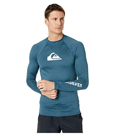 Quiksilver All Time Long Sleeve Rashguard Men