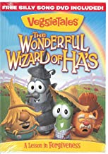 Veggie Tales DVD - The Wonderful Wizard of Ha's with Bonus DVD Featuring 10 Silly Songs