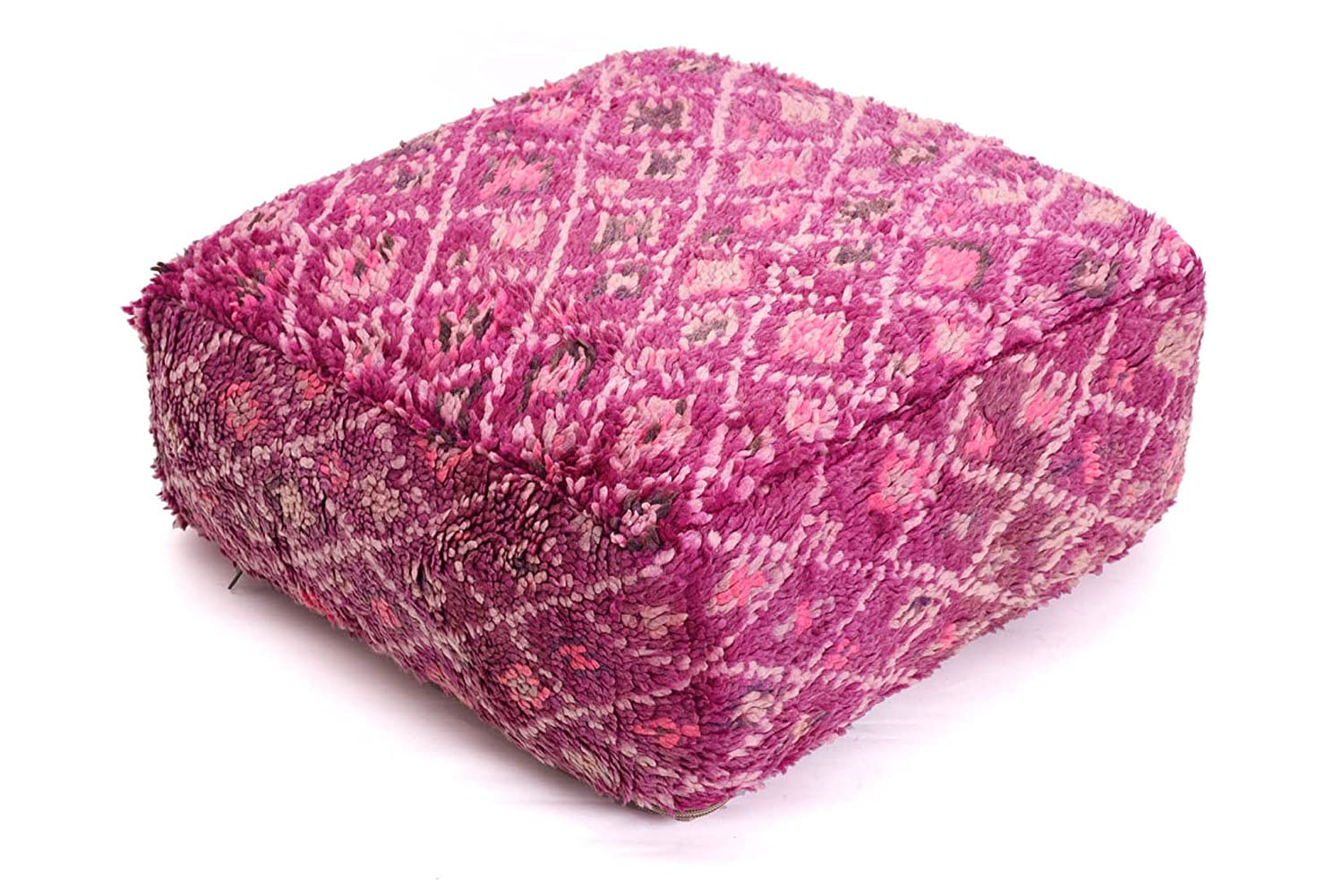 Moroccan Floor Pillow Al sold out. Pouf Cover Berber Bargain Otto Handmade Bohemian
