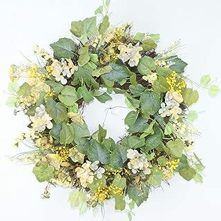 Best diy fall hydrangea wreath Reviews