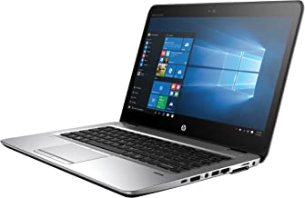 "HP Elitebook 840 G3 Notebook - V1H23UT#ABA (14"" FHD Display, i5-6300U 2.4GHz, 8GB RAM, HD Webcam, Windows 7/10 Pro 64)"