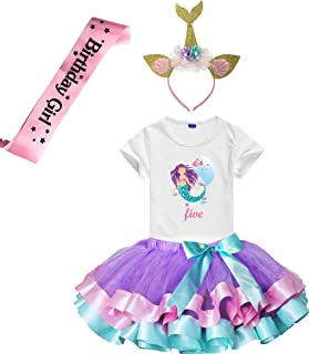 Best mermaid birthday party outfit Reviews