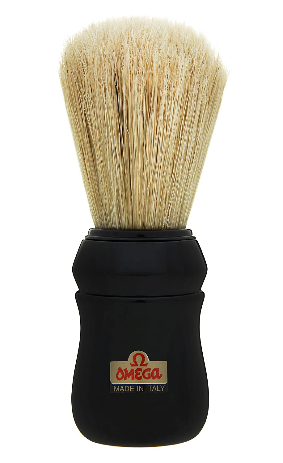 Omega Black 49 Professional Brush Bristle New products, world's highest quality popular! Shaving Large special price Pure