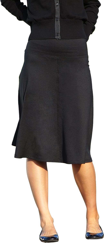 CARVE Women's High Point Skirt (Black, X-Large)