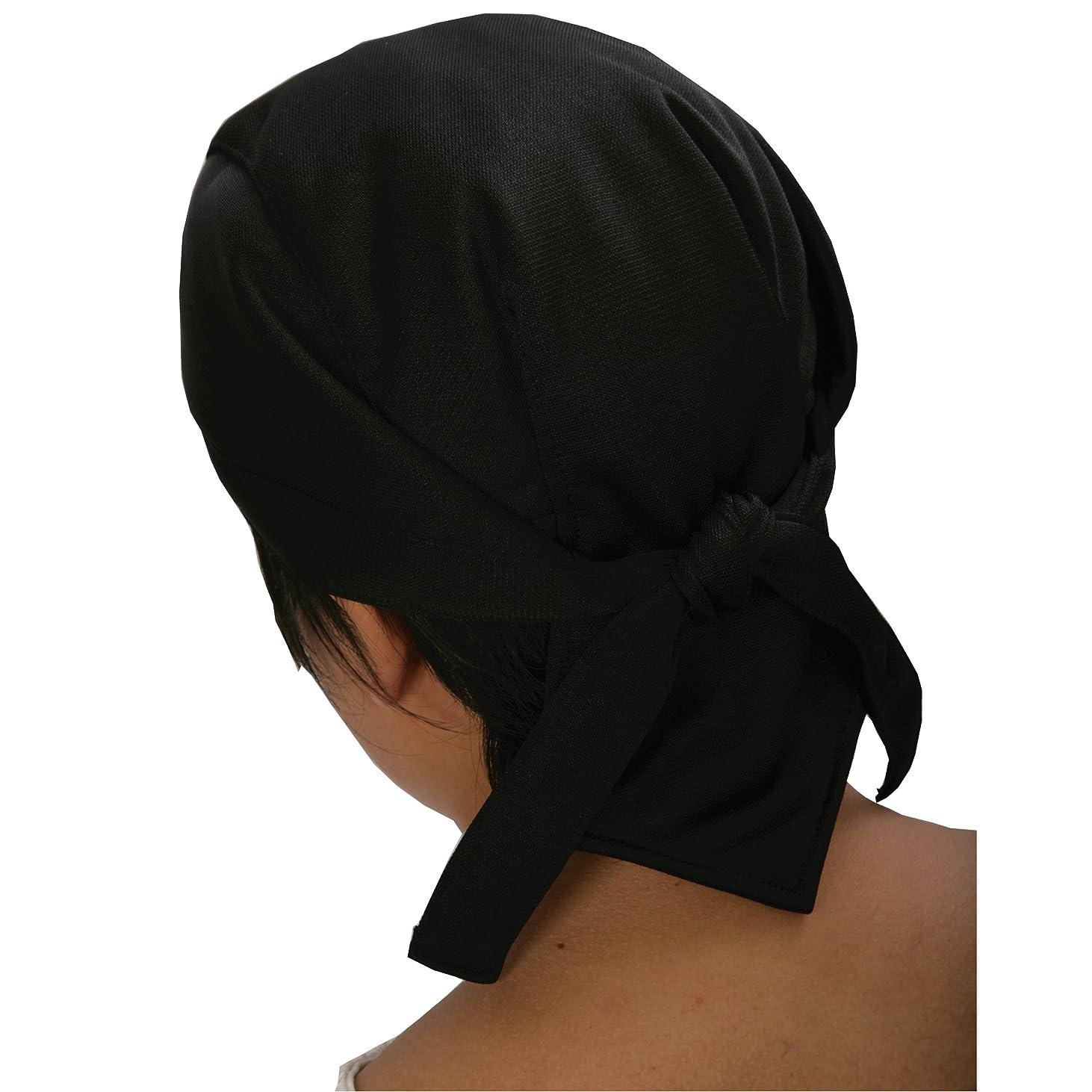 アダルトクッションきしむペンギンエース バンダナ型汗取り帽子 ヘッドアップ フリーサイズ