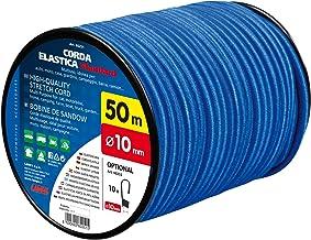 Lampa 60251 touw elastisch in spoel, diameter 10 mm, lengte 50 m