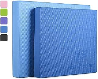 RitFit Balance Foam Pad TPE Non-Slip Balance Pad - Large, XL and Multi Color, Single