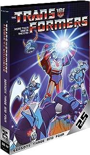 Transformers: Seasons 3 & 4