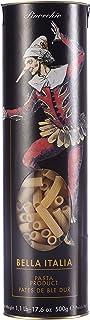 Antico Pastificio Umbro Rigatoni Edition Pinocchio - feinste Nudeln aus Hartweizengrieß in der attraktiven Geschenkröhre, 2er Pack 2 x 500 g