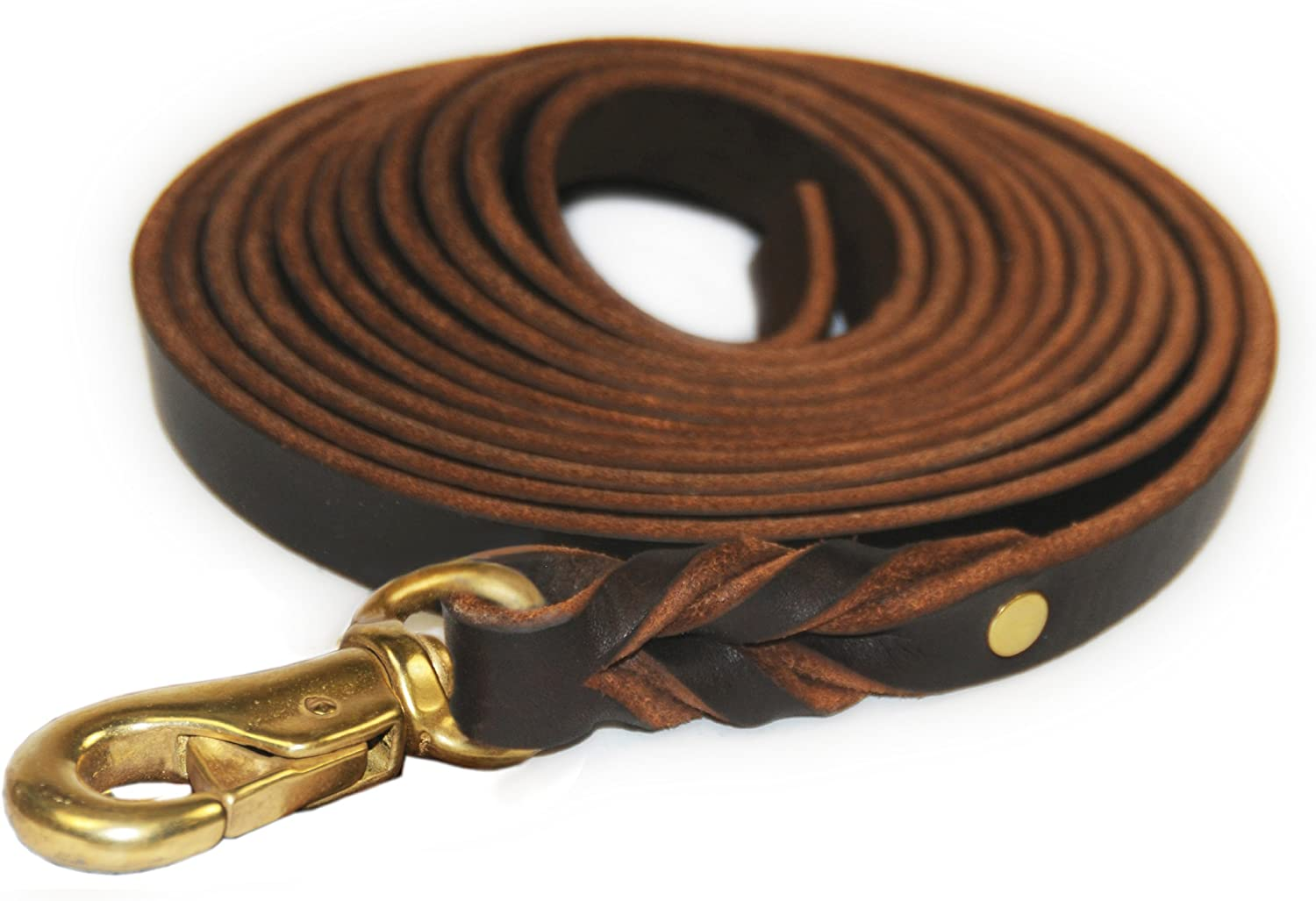 Dean Industry No. 1 Direct stock discount and Tyler Braided Track Dog 3 Brown Leash 4-Inc by 45-Feet