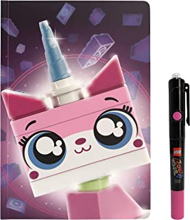 LEGO The Movie 2 Unikitty Invisible Writer with Journal