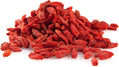 Anna and Sarah Organic Dried Goji Berries 3 Lbs in Resealable Bag