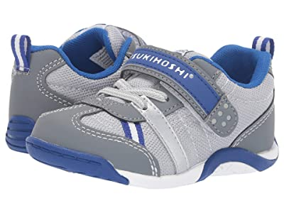 Tsukihoshi Kids Kaz (Toddler/Little Kid) (Gray/Royal) Boy
