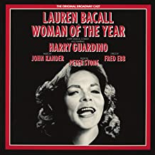 woman of the year broadway