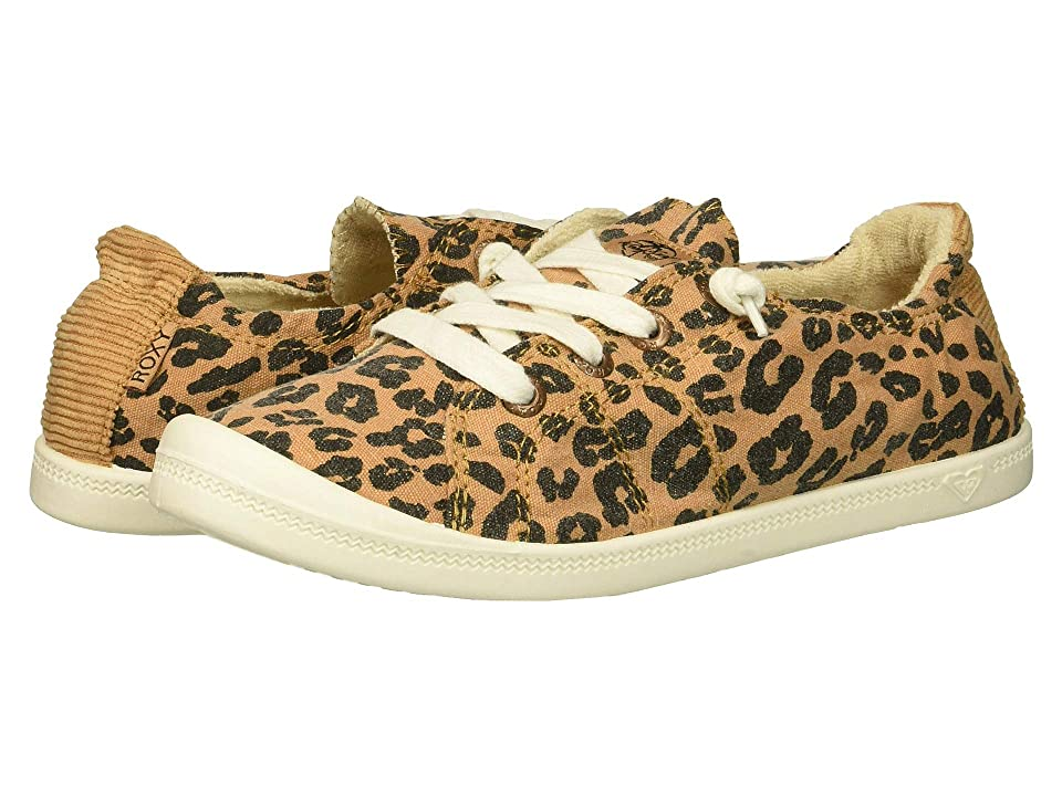 Roxy Kids Bayshore III (Little Kid/Big Kid) (Cheetah Print) Girl